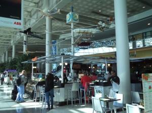 Flying Mobile