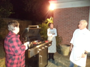 Chef, Jan and Kat