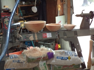 Maple bowl Set